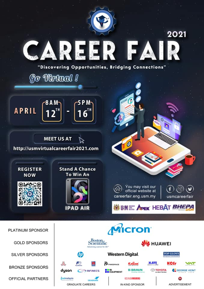 2021 0412 V2 USM Virtual Career Fair 2021