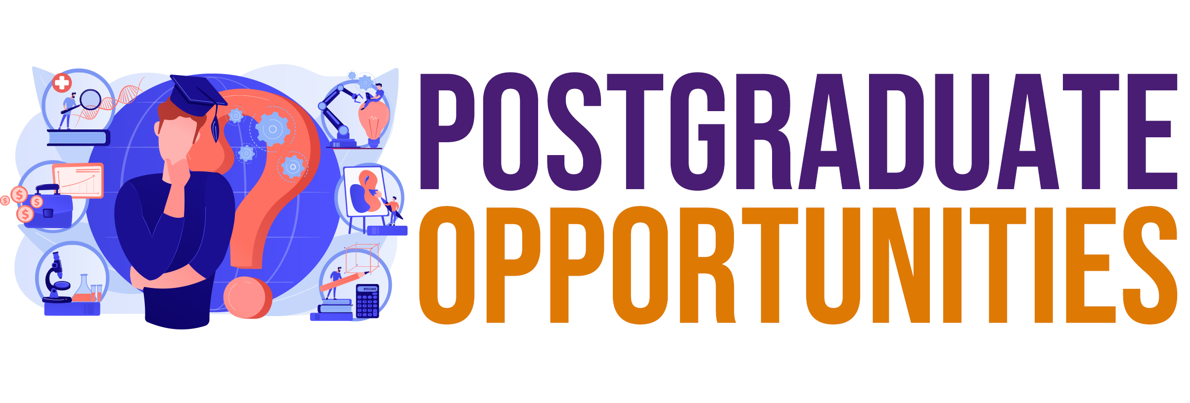 Icon Postgrad Opportunities 2021