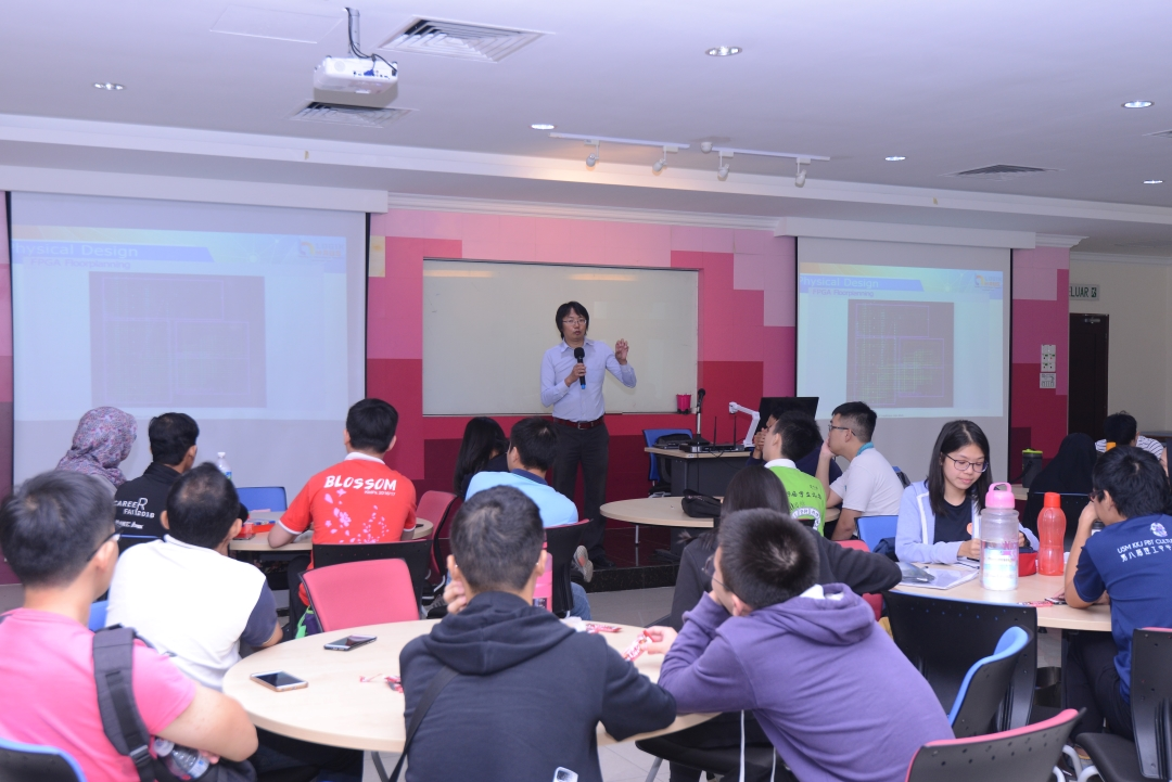 Guest Lecture Mr Daniel Kho Industry in Class 2019 03