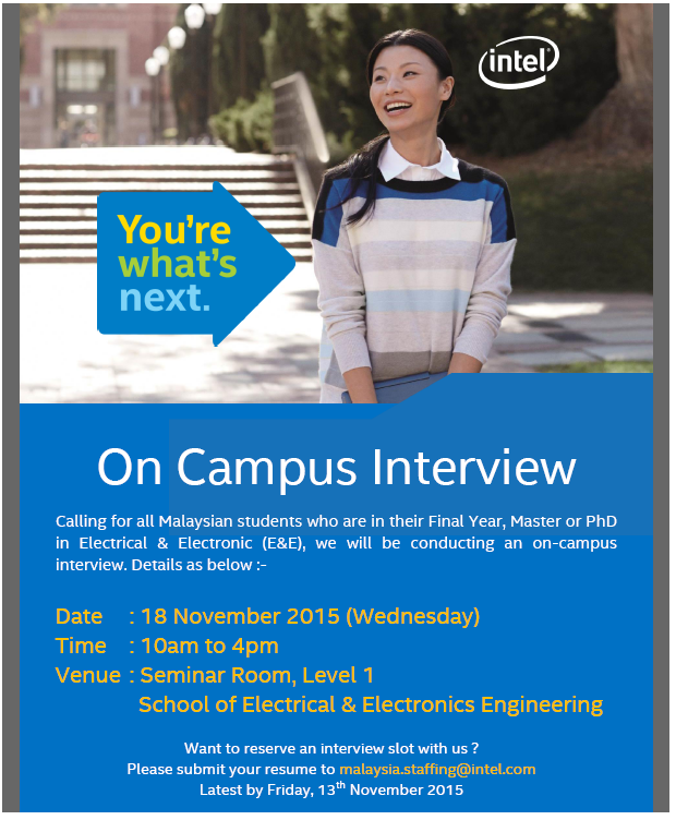 On Campus Interview